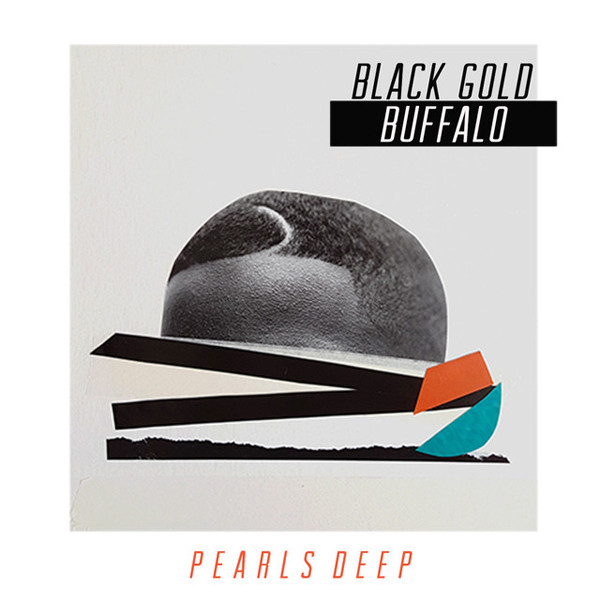 Black Gold Buffalo - Pearls Deep